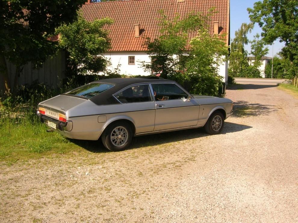 Bildspel: Granada Ghia coupe 1975