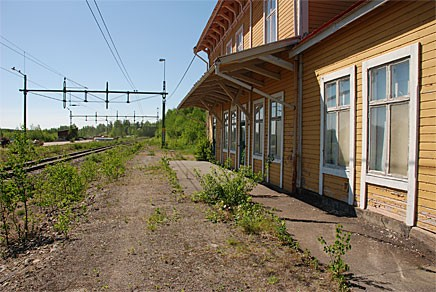 Nyåkers station