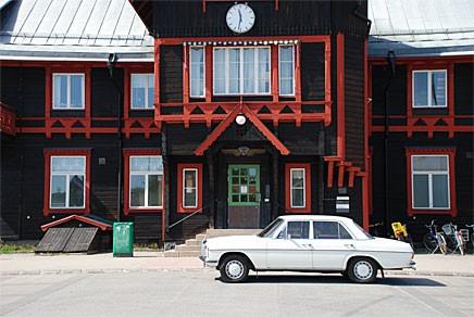 Vännäs station