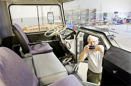 Bildspel: Superlastbilen från Kalmar!