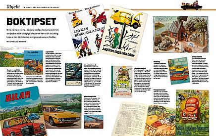 Barndomens bilar - minns du böckerna?