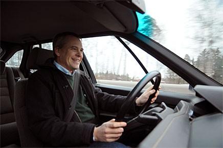 En Citroën ska vara torr, varm och gratis. Carl Legelius finner att vår XM fyller åtminstone två av tre kriterier. Den läcker en del LHM-olja.