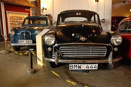 Vännäs Motormuseum