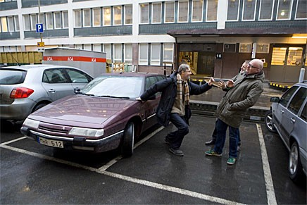 Kom igen, ta emot den! Lennart Backlund erbjuder oss en gratis klassiker!