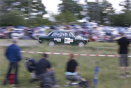 Full fart på Klassikersprinten 2008. Redan nu vet vi att startfältet i rallytävlingen blir betydligt större än i fjol.