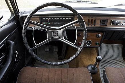 Kommer du ihåg hur det kändes? Eller minns du bara pappas ryggtavla? Snart en uddabil: Volvo 145.