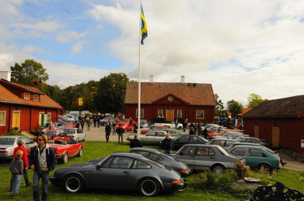 För fjärde året i rad kom 1980-talet tillbaka för några timmar på Grytsbergs Säteri. Och det var välkommet.