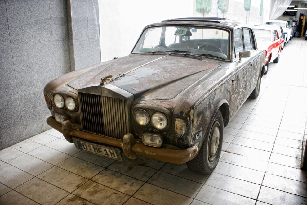 En Rolls-Royce Silver Shadow – får den verkligen se ut så här?