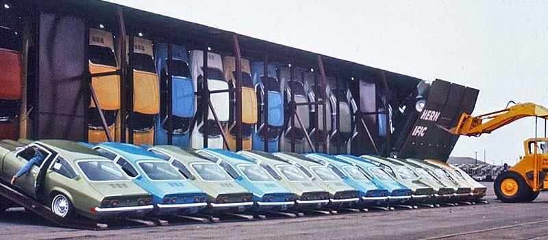 Bildspel Chevrolet Vega