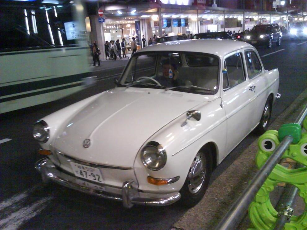 VW Typ 3 Kyoto.