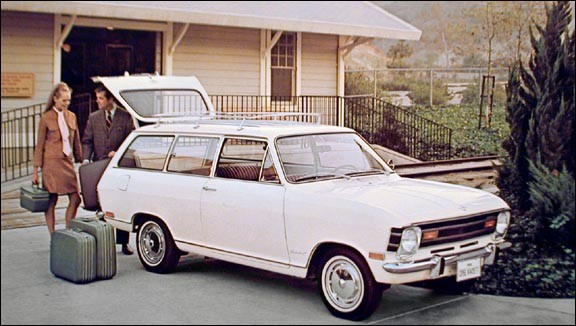 Buick Opel De Luxe wagon 1968