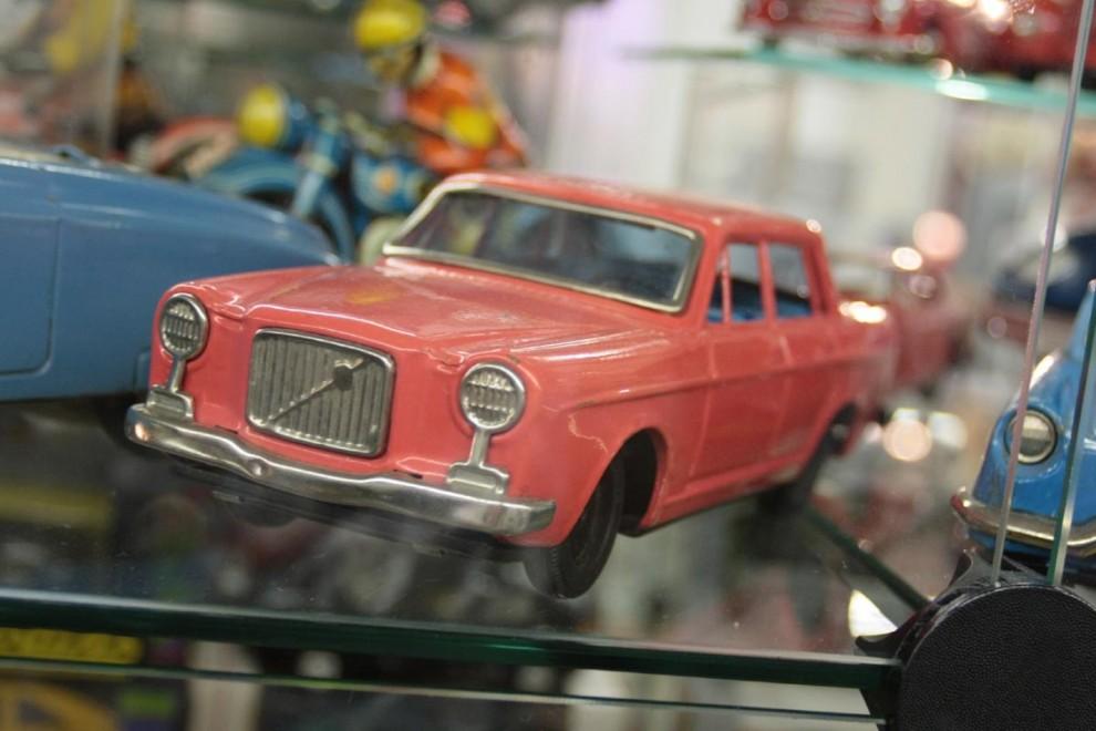 Minsta Volvon på Essen