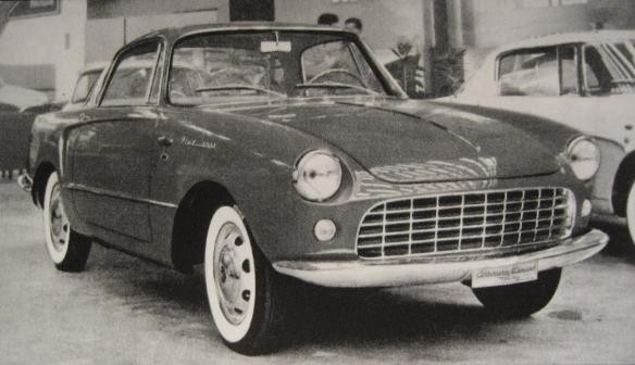Allemano 1200 coupe 1957