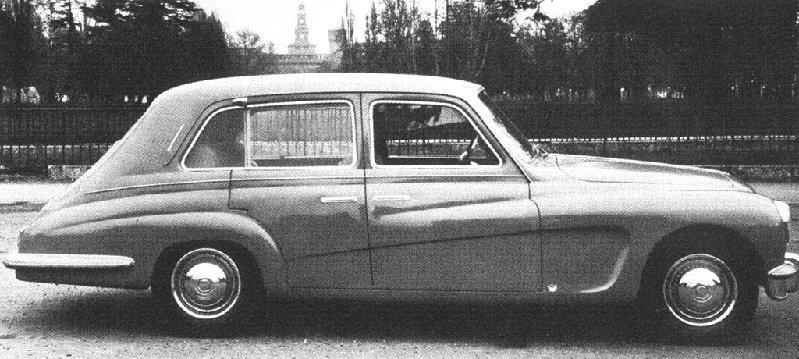 sedan från castagna 1949