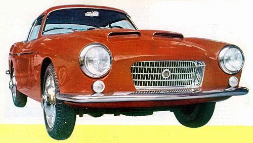 tidig 1500 coupe från ZAgato