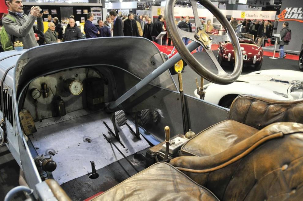 Efter Dieppe såldes bilen till Argentina där den användes både på vägen och i tävlingar. Den ställdes undan 1930 men spårades 1972 upp av en engelsk entusiast som köpte den och tog den till England.