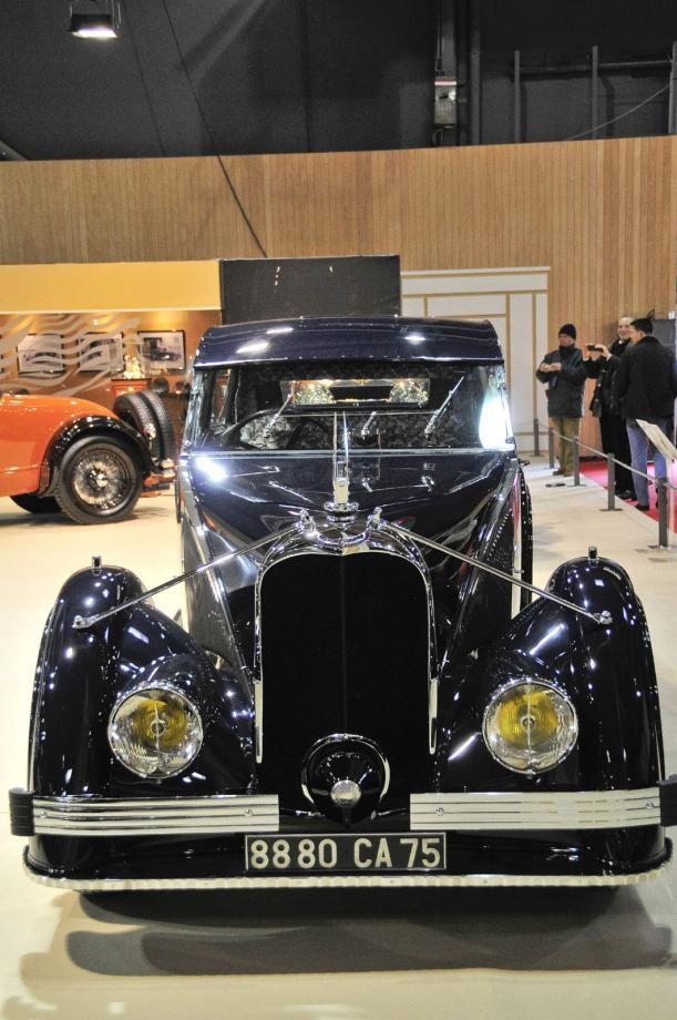 En av de mera säregna franska bilarna och då är det extremt!