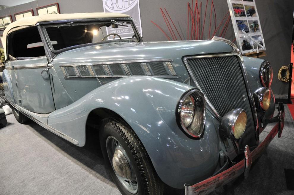 Hos en schweizisk handlare stod en fascinerande Renault – en Nerva Grand Sport från 1937 i tämligen orört skick. Den hade levererats ny till Norge och varit i samma familjs ägo tills nu.