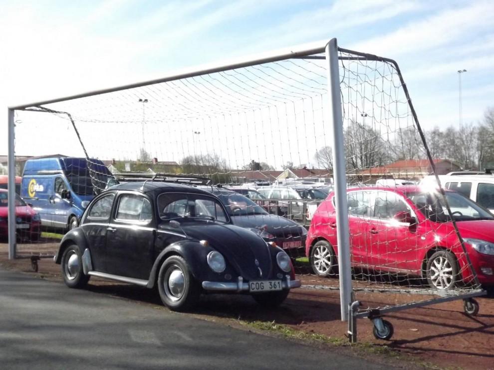 Och en annan VW har gått i mål...