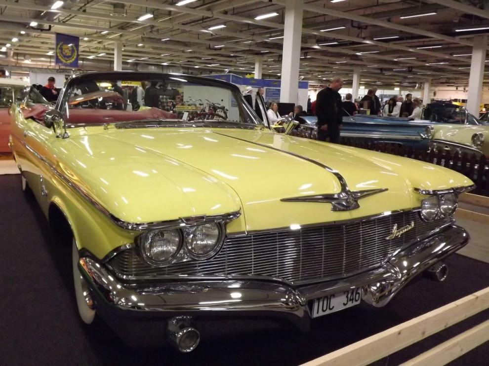 Imperial Crown convertible 1960, en av 618 stycken byggda