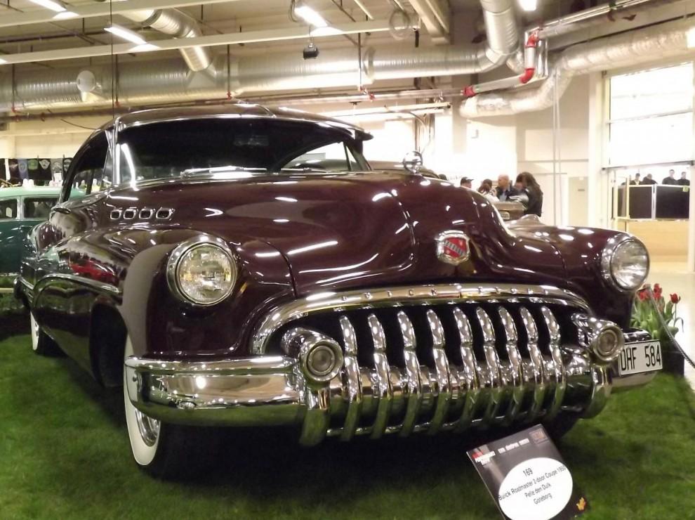 Buick Roadmaster 1950