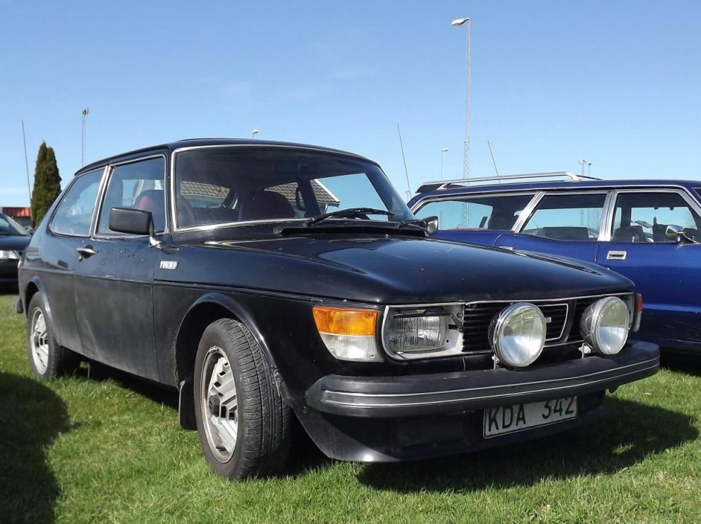 Turbo 1. överlevande 99:a från 1978