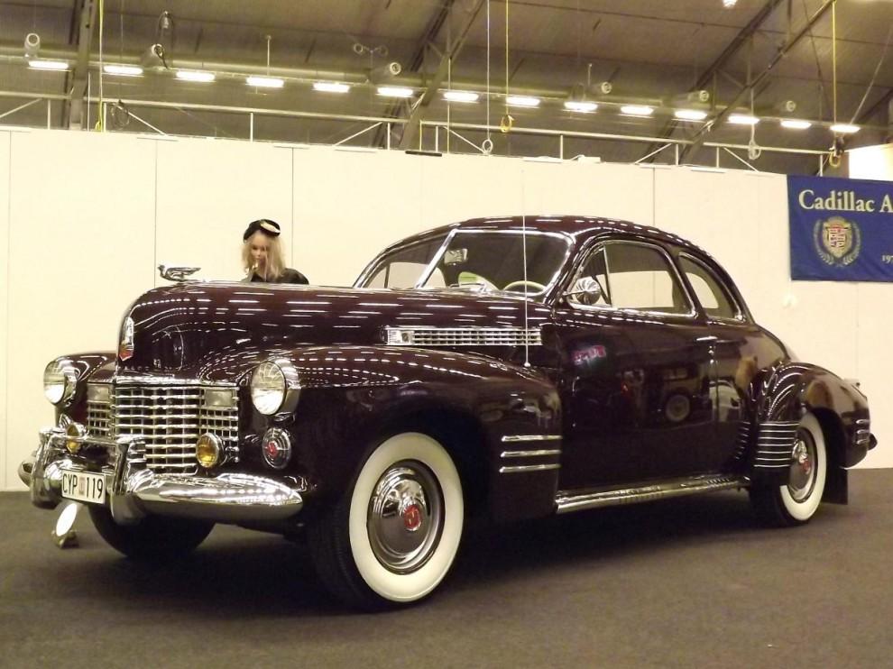 och en vacker coupé från 1941