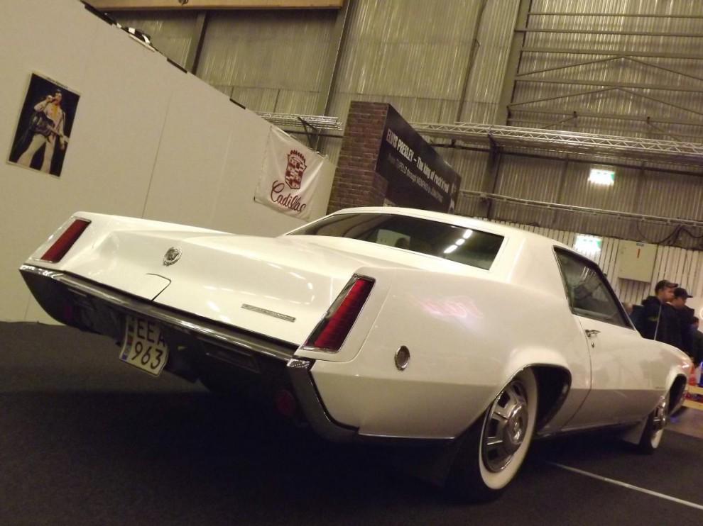 Eldorado kom med helt egen kaross från 1966 och framåt, dessutom framhjulsdriven, denna är från 1969.