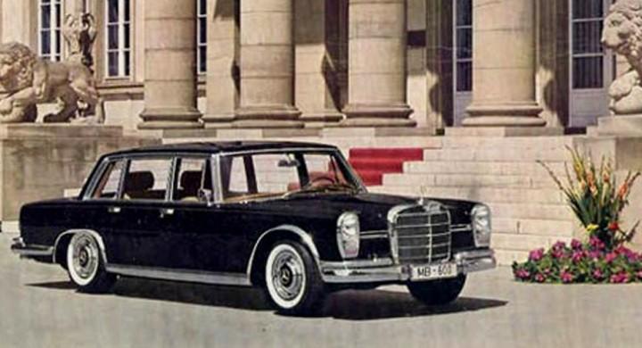 Populärast bland 600-modellerna hos Klassikerläsarna: Mercedes 600!