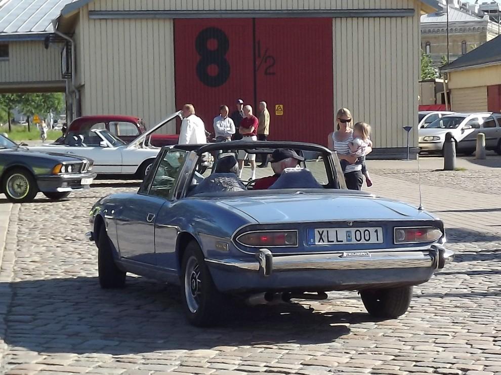 Triumph Stag 1973