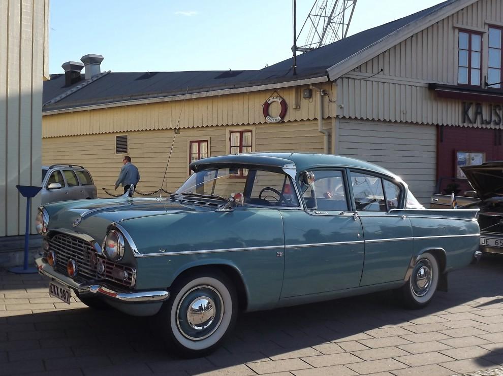 Vauxhall velox 1962,