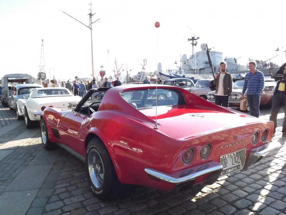 och Chevrolet Corvette