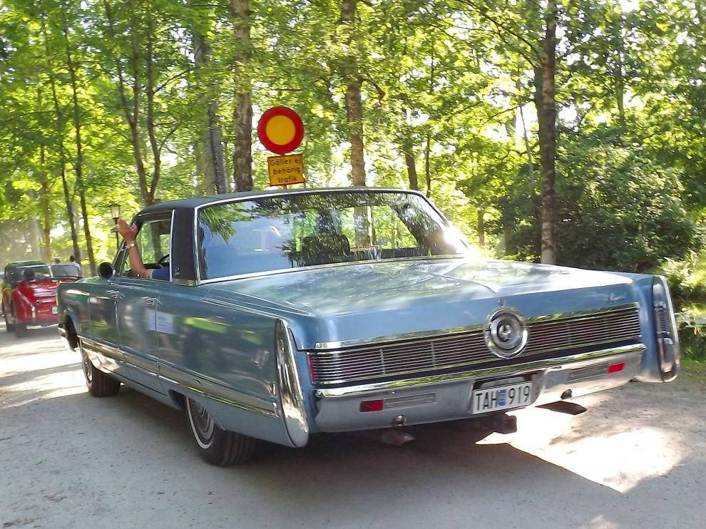 En nyare Imperial, av 1968 års modell.