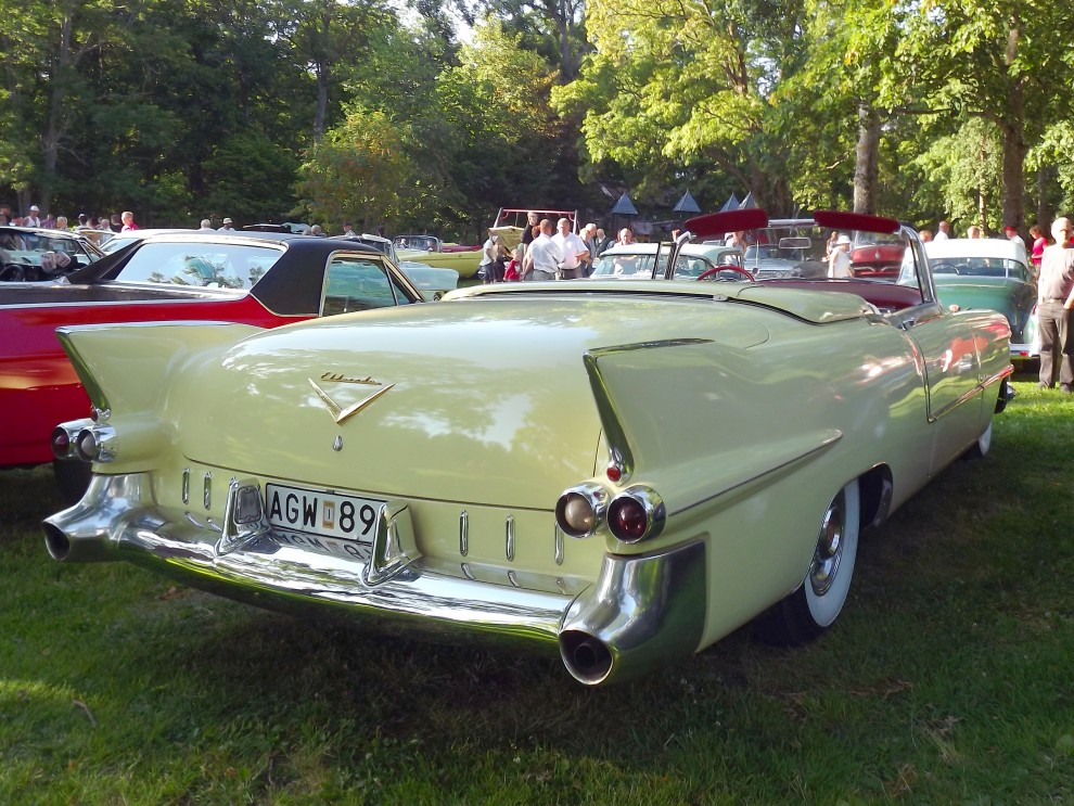 Cadillac Eldorado 1955.