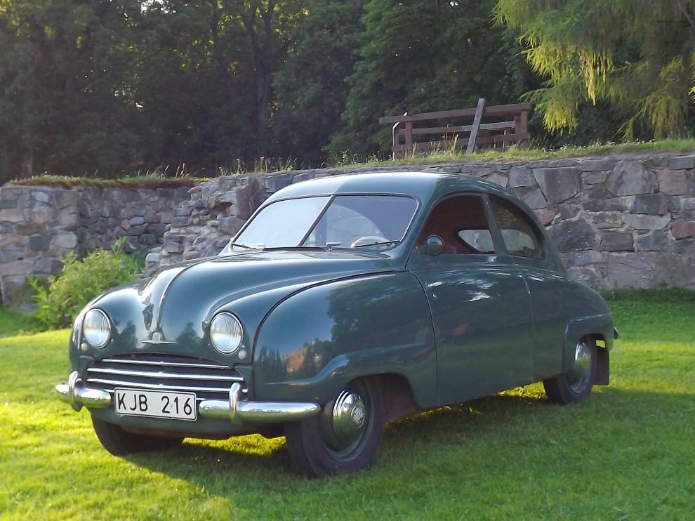 SAAB 92 1951