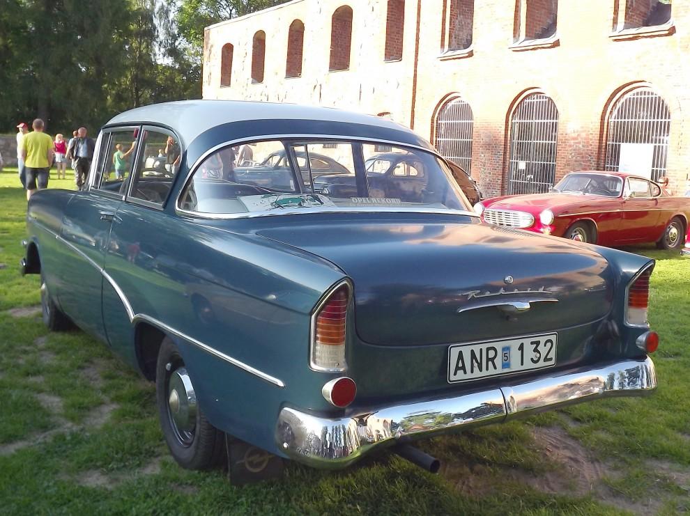 Opel Rekord 1958
