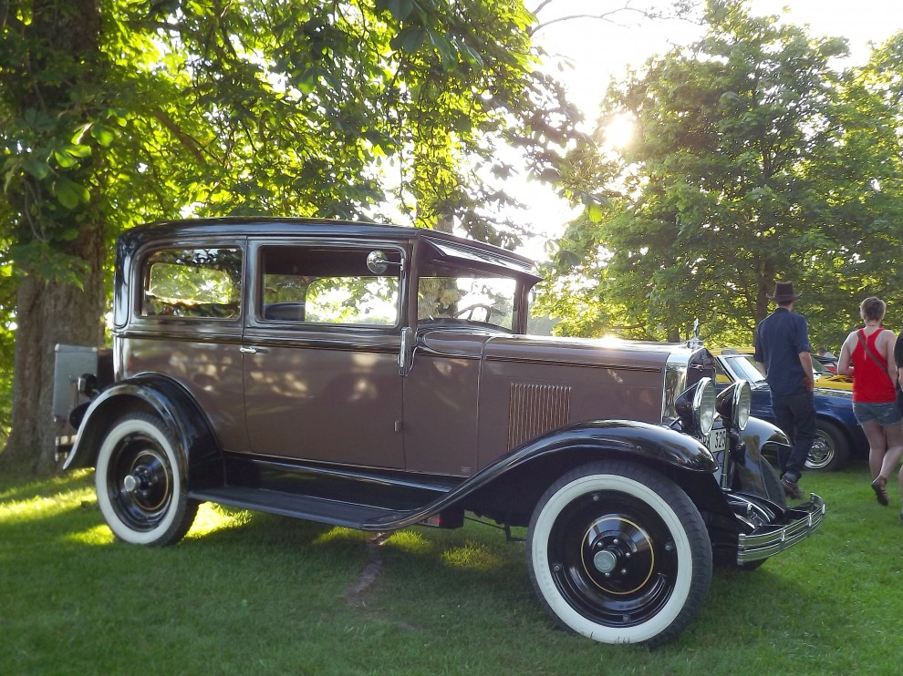 Chevrolet International 1929