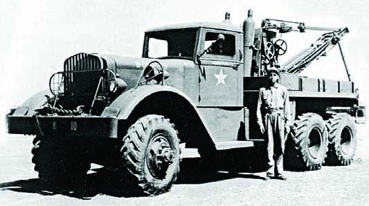 Ward-La France 1000 USA 1942