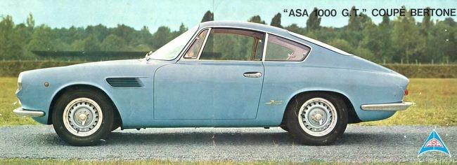 ASA 1000GT 1962 Italien