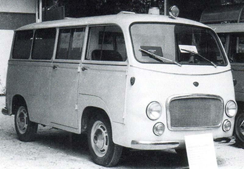 IMV-Donau 1000 1963 Jugoslavien