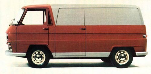 Imosa-DKW F1000L Spanien 1964