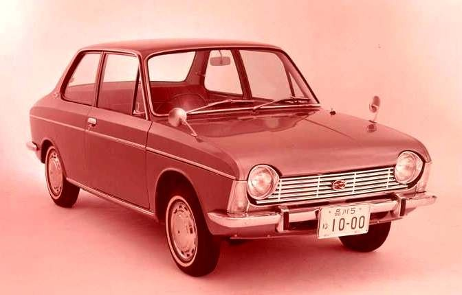Subaru 1000 1965 Japan