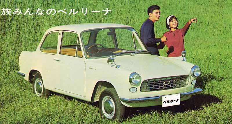 Daihatsu Compagno 1000 1965 Japan