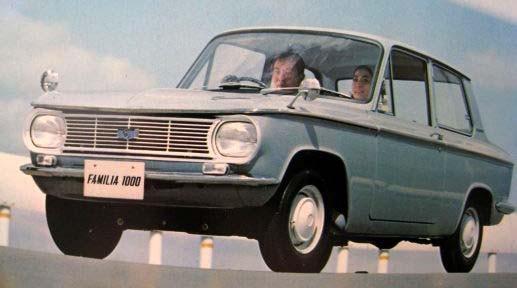 Mazda Familia 1000 1965 Japan