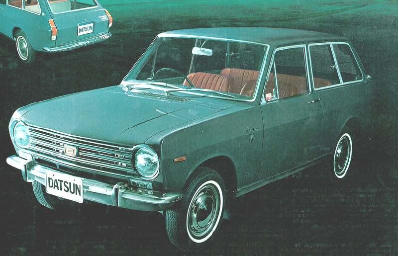 Datsun 1000 1969 Japan