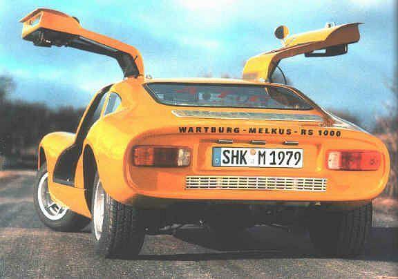 Melkus RS1000 1979 Östttyskland