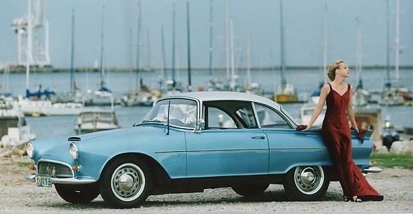 Auto Union 1000Sp 1960 Västtyskland