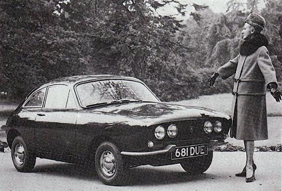Ogle SX1000 1962 England