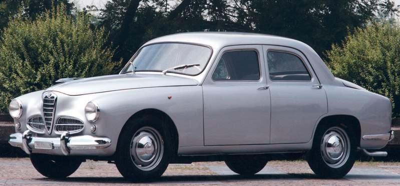 1951 Alfa Romeo 1900 sedan