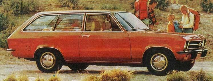 I USA såldes Opel via Buick och både kadett och ascona fick heta 1900 där.